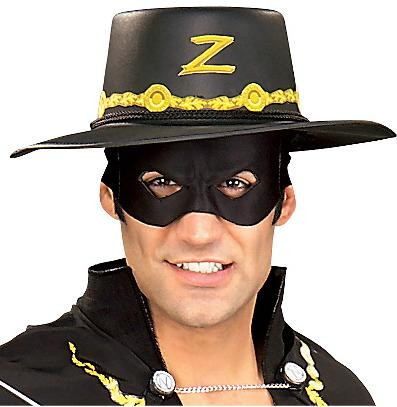 CHAPÉU DO ZORRO