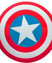 Adult Captain America Shield 24 in