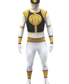 POWER RANGER BRANCO