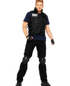 POLICIAL SWAT TOP