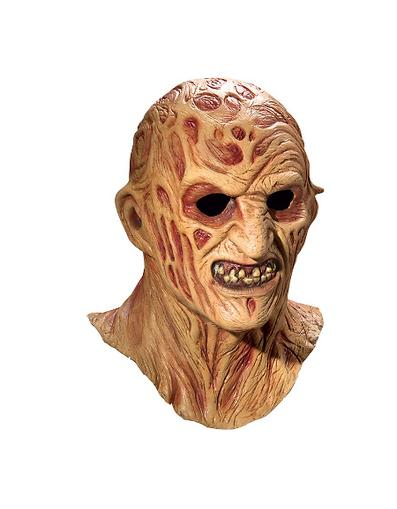 Latex Freddie Krueger Mask Deluxe