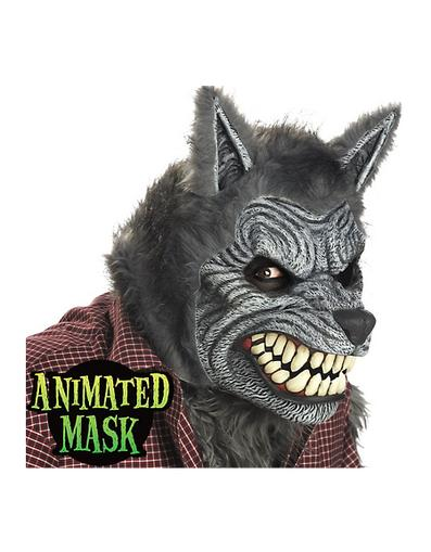 Motion Werewolf Mask