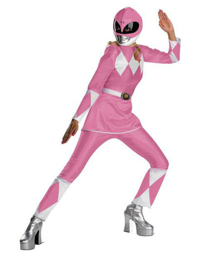 POWER RANGER ROSA