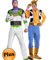 DUPLA BUZZ E WOODY